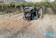 Photo of El Almendral: Volcamiento deja una persona fallecida y dos lesionados en ruta 41CH