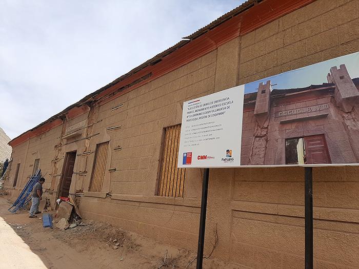 Photo of Culminan obras de emergencia en Escuela de Pisco Elqui