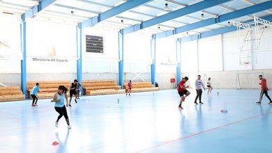 Photo of Polideportivo de Vicuña funciona con las respectivas medidas sanitarias