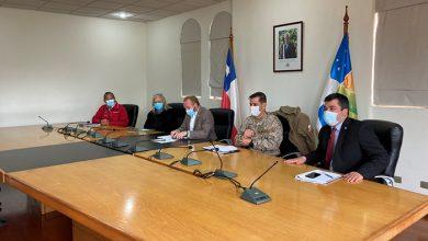Photo of Gobierno y fuerzas de orden afinan medidas sanitarias y de seguridad para el plebiscito de este domingo