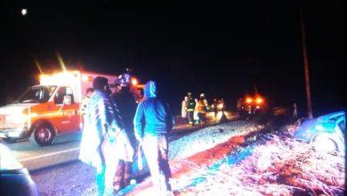 Photo of Dos jóvenes fallecen en accidente en El Tambo