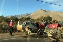Photo of Choque frontal en San Isidro deja a 8 personas heridas