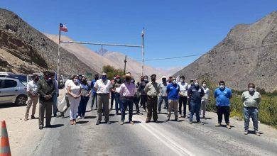 Photo of Paihuano cierra control sanitario y destaca a sus funcionarios