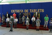Photo of Entregan tablets a estudiantes de quinto y sexto básico de escuelas de Vicuña