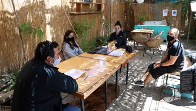 Photo of Locales gastronómicos y alojamientos están siendo auditados en protocolos sanitarios