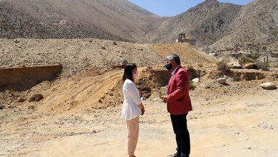 Photo of Continúa el trabajo de construcción de la cancha del CD Unión Lourdes
