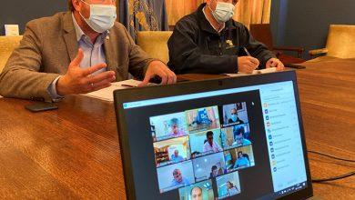 Photo of Intendente y alcaldes afianzan relación y profundizan trabajo por comuna