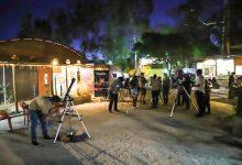 Photo of Mes de las Estrellas cerró sus actividades online con moon party segura en Aldea Elquina