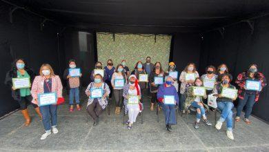 Photo of Con emotivo cierre finalizan Jornadas de Liderazgo y Habilidades Sociales para Dirigentas Vecinales
