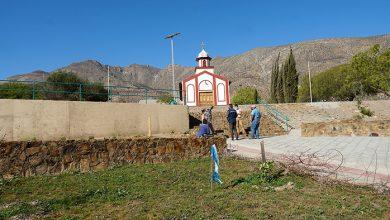 Photo of Gualliguaica cuenta con una plaza que permite disfrutar de las bondades del paisaje