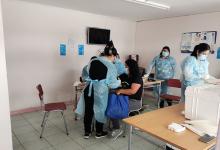 Photo of Continúa proceso de toma de PCR en el sector turismo de Vicuña