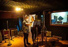 """Photo of Cantantes locales realizan grabaciones musicales para la reedición del vals """"Te Canto Vicuña"""""""