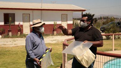 Photo of Continúa la entrega de kits sanitarios a  los emprendedores turísticos de Vicuña