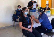 Photo of Esta semana comenzó proceso de inoculación a personal de salud con vacuna Pfizer en Vicuña