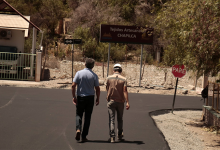 Photo of Vicuña continúa con el proceso de urbanización con pavimentación de Chapilca