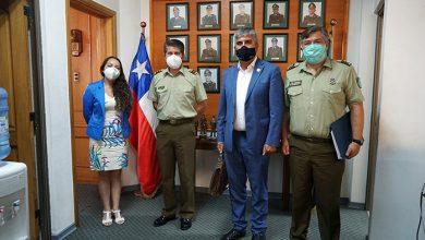 Photo of Carabineros y municipio proyectan trabajos en conjunto en pos de la seguridad comunal