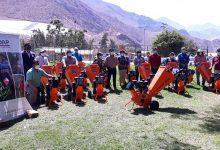Photo of Chipeadoras permiten a 14 agricultores de Paihuano mejorar su trabajo