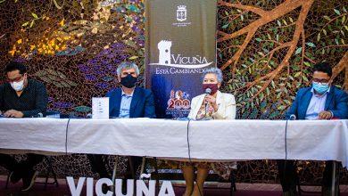 Photo of Vicuña presenta cronograma de actividades para su Bicentenario