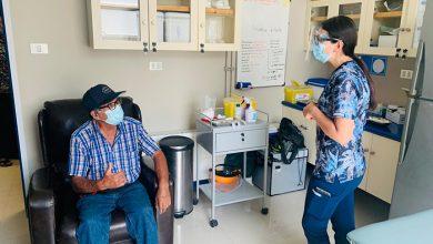 Photo of El lunes 15 de febrero continúan las jornadas de vacunación para adultos mayores de 60 años
