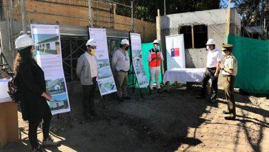 Photo of Con una inversión superior a los $1.140 millones la reposición de la Tenencia Paihuano sigue su marcha