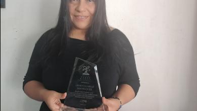 Photo of Profesora de Vicuña gana Premio AURA Padre Picetti