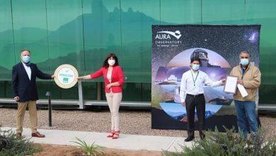 Photo of AURA es el primer observatorio en Chile en recibir certificación por gestión preventiva de Covid