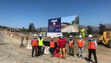 Photo of Cerca de 100 puestos de trabajo genera el mejoramiento de la ruta interior entre Altovalsol y Las Rojas