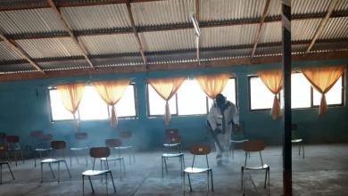 Photo of Continúan sanitizaciones en recintos para jornadas de pagos sociales del IPS
