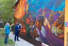 Photo of Conmemoran el natalicio de Mistral con 5 obras visuales en calles de Vicuña