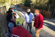 Photo of Vecinos de La Rinconada de Paihuano contarán con un puente mejorado y más seguro