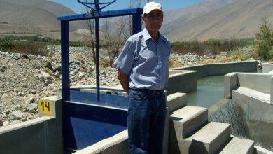 Photo of Tras larga sequía canal Partera de Vicuña comienza riego parcializado