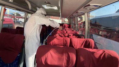 Photo of Sanitizan buses subsidiados que operarán de forma gratuita durante estas elecciones