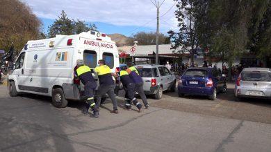 Photo of Gremios del Hospital de Vicuña se manifiestan por falta de ambulancias y personal médico
