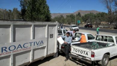 Photo of El jueves 10 de junio se realizará la recolección de envases fitosanitarios en Vicuña
