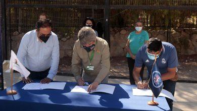 Photo of Dan inicio a proyecto de mejoramiento integral de Multicancha de Lourdes