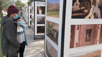Photo of Inauguran Exposición Fotográfica del Bicentenario de Vicuña en el Día del Patrimonio