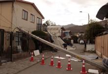 Photo of Fuertes vientos en la comuna de Vicuña generan múltiples daños en diversos sectores