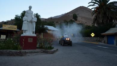 Photo of Comunas de Vicuña y Paihuano retroceden a fase 1 con cuarentena total