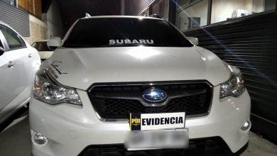 Photo of PDI recupera un vehículo que fue parte de una estafa en Vicuña