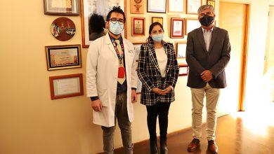Photo of Carlo Fuentes Campos asume como director del hospital de Vicuña