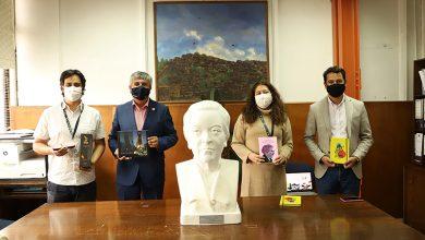 Photo of Vicuña dona busto de Gabriela Mistral a Valparaíso preservando el legado de la poeta