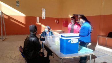 Photo of En Paihuano realizan vacunación especial a trabajadores y empresarios turísticos