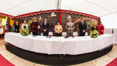 Photo of Asume  el reelecto alcalde Rafael Vera y Concejo Municipal por el periodo 2021-2024