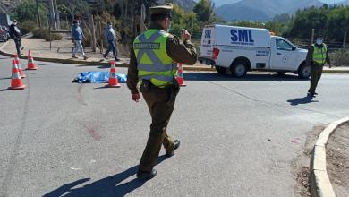 Photo of Joven de 24 años muere atropellado en el ingreso de El Molle