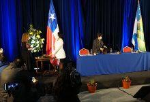 Photo of Gobernadora Regional Krist Naranjo asume su cargo confiando en lograr la anhelada descentralización