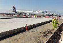 Photo of Un 65% de avance presenta reposición de plataforma en Aeródromo La Florida