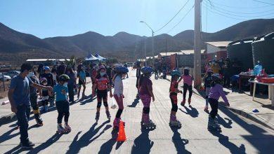 Photo of Municipalidad de La Serena continúa apoyando el deporte en el sector rural con el Primer Encuentro de Patinaje