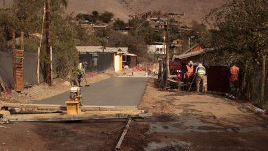 """Photo of Avance progresivo del proyecto """"Pavimentación Lourdes"""" en sus primeros 8 tramos"""