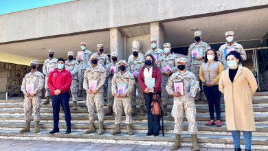 Photo of Soldados conscriptos exploran legado poético de Gabriela Mistral