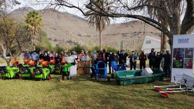 Photo of INDAP apoya la tecnificación de sus labores productivas de 40 campesinos de Vicuña